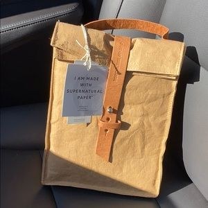 NWT lunch bag: Target Out of the woods